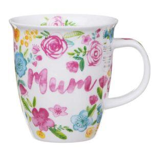 Mum Nevis Shape Mug