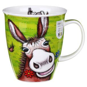 Donkey Nevis Shape Mug