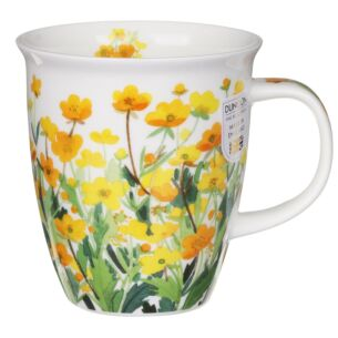 Meadow Buttercup Nevis Shape Mug