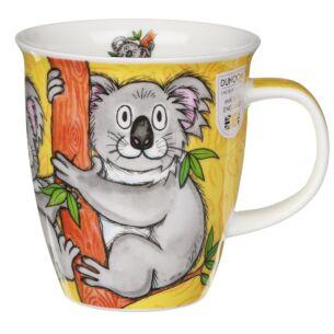 Swingers Koala Nevis Shape Mug