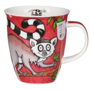 Swingers Lemur Nevis Shape Mug