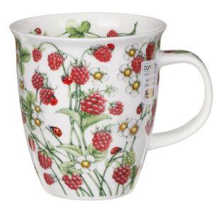 Wild Fruits Raspberry Nevis Shape Mug