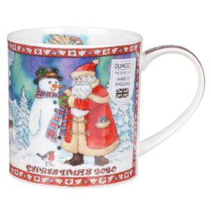 Christmas 2020 Orkney Shape Mug