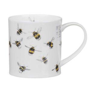 Hannah Longmuir Bee Orkney Shape Mug