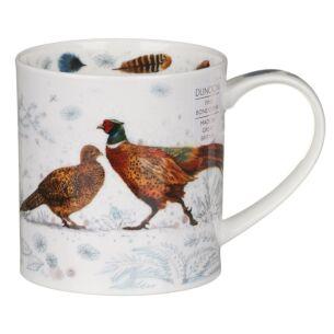 Gamebirds Pheasant Orkney Shape Mug