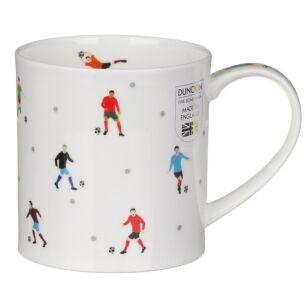 Dunoon Sport Stars Football Orkney Shape Mug