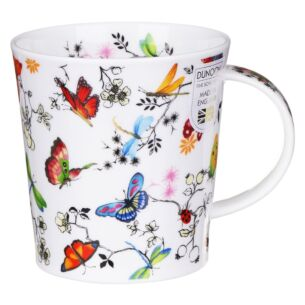 Paradise Butterfly Lomond Shape Mug