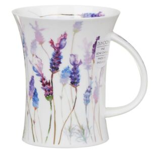 Floral Breeze Lavender Richmond Shape Mug