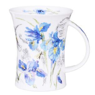 Blue Irises Richmond Shape Mug