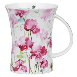 Floral Breeze Sweet Peas Richmond Shape Mug