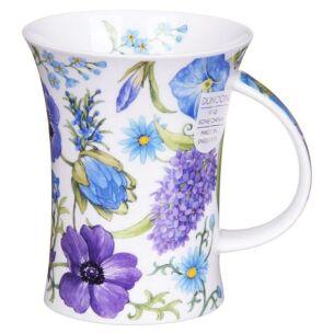 Sissinghurst Blue Richmond Shape Mug