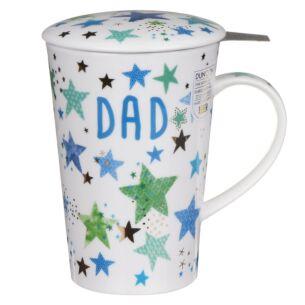 Dad Shetland Tea Infuser Set