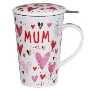 Mum Shetland Tea Infuser Set