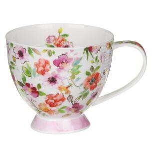 Fleurs Skye Shape Mug