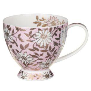 Nuovo Pink Skye Shape Mug