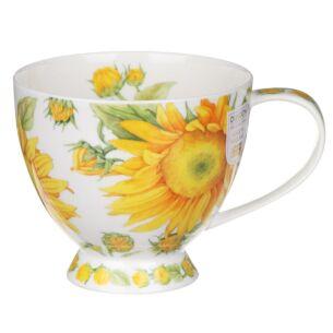 Sunflower Skye Shape Mug