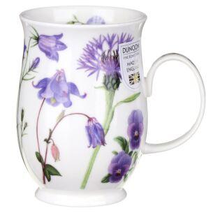 Melody Blue Suffolk Shape Mug