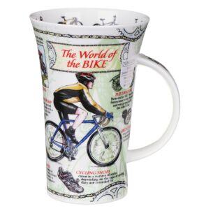 The World Of The Bike Glencoe shape Mug