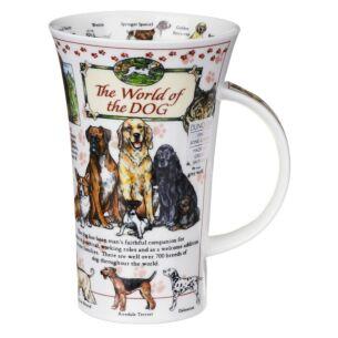 The World Of The Dog Glencoe shape Mug