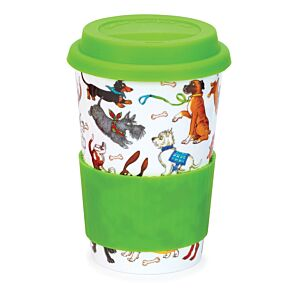 Dogs Galore Travel Mug