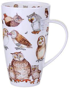 Twitters Henley shape Mug