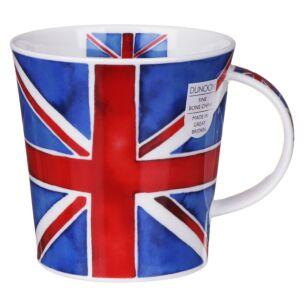 Union Jack Cairngorm shape Mug