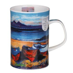 Scenes By Jolomo Boat Windsor Shape Mug