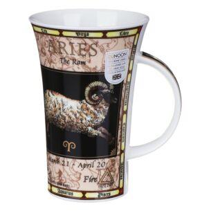 Zodiac Aries Glencoe shape Mug