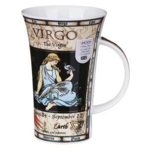 Zodiac Virgo Glencoe shape Mug