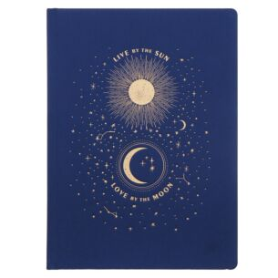 Live By the Sun Jumbo Notebook