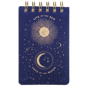 'Live By The Sun' Notepad