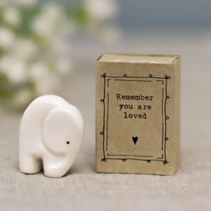 Matchbox Elephant