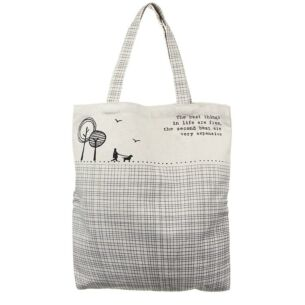 'The Best Things in Life Are Free' Shopping Bag
