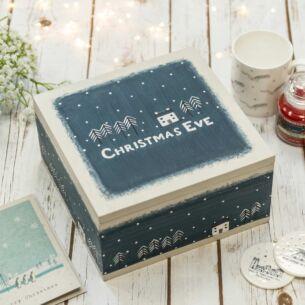 East of India 'Christmas Eve' Keepsake Box