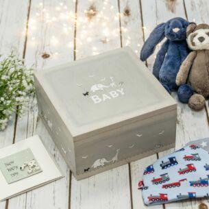 'Baby' Keepsake Box