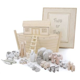 Two by Two Noah's Ark Set