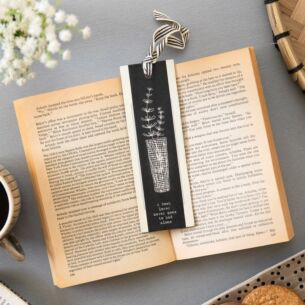 East of India 'Book Lover' Bookmark