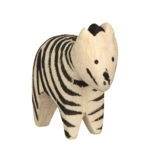 Little Wooden Zebra