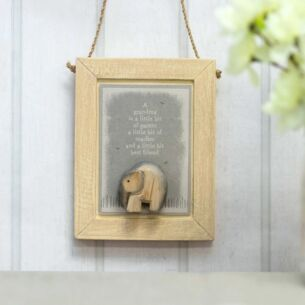 'A Grandma Is…' Hanging Nursery Picture