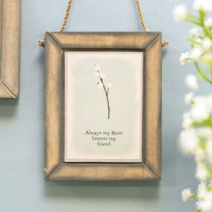'Always My Mum' Hanging Berry Picture