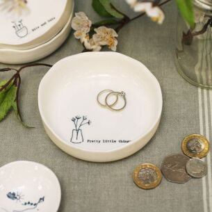 'Pretty Little Things' Wobbly Trinket Dish