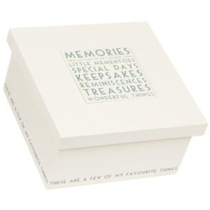 East of India Memory Box