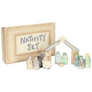 Nativity Set in a Box