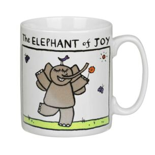 Elephant Of Joy Mug