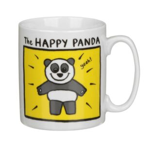 The Happy Panda Mug