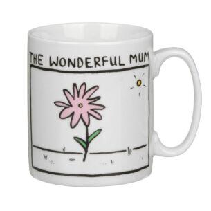 Wonderful Mum Mug