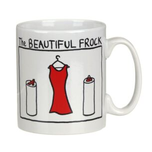 The Beautiful Frock Mug