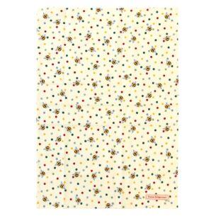Bumblebee & Polka Dot Tea Towel