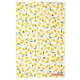 Buttercup Tea Towel
