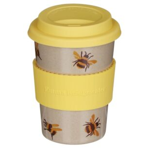 Bumblebees Rice Husk Travel Cup